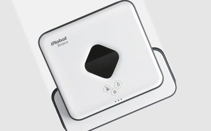 iRobot Braava 390t è al prezzo più basso, spolverate e lavate i pavimenti a 199,99€