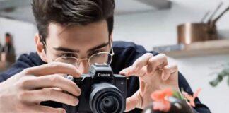 EOS M50 Mark II Canon: pensata per i Vlogger e lo smart working