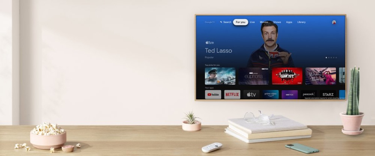 Apple TV+ ora è disponibile anche su Google TV