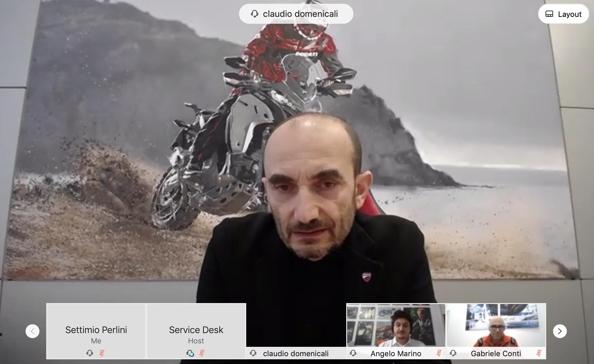 La tecnologia Lenovo sposa la grinta Ducati nel Ducati Lenovo Team nella MotoGP