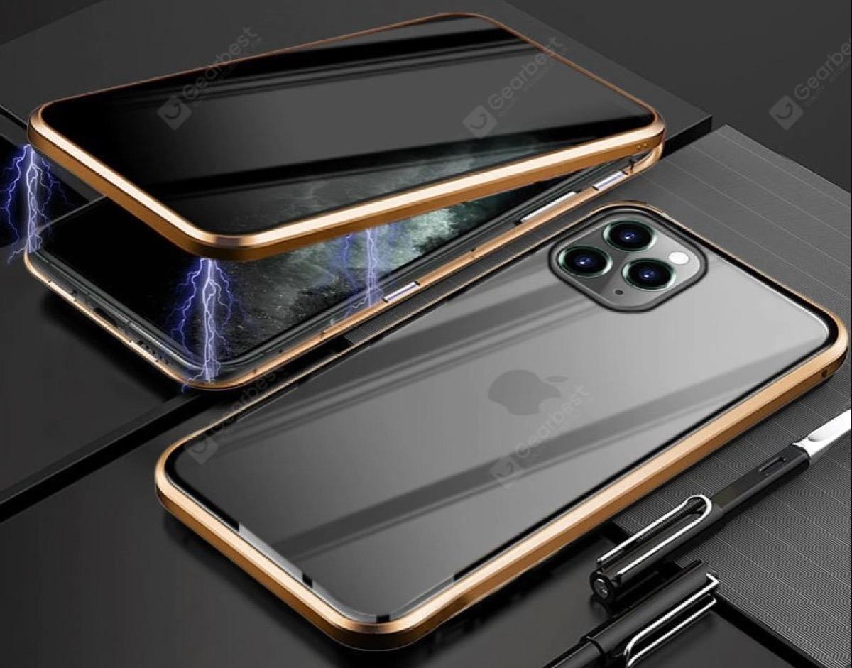 Custodia anti-spioni magnetica per iPhone: solo 9 € per bloccare sguardi indiscreti