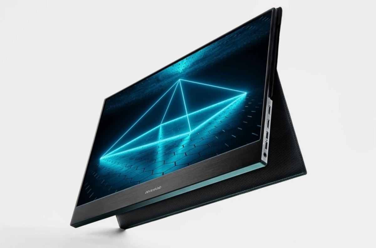 Ecco DeskLab, il monitor portatile touchscreen 4K a 399 dollari