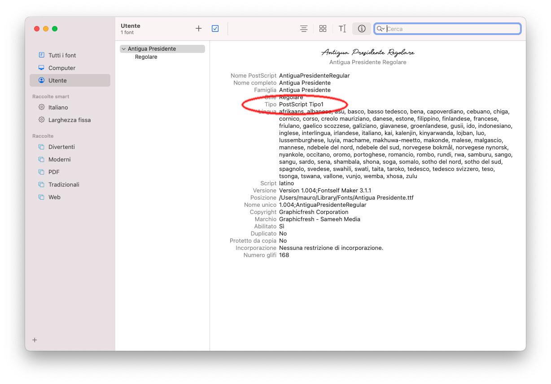Dal 2023 Adobe dirà addio ai font Type 1