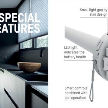 Eve, partnership con Coulisse per produrre tende Smart