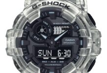 G-Shock presenta le nuove collezioni Skeleton