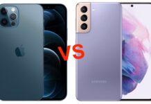 iPhone 12 Pro supera Galaxy S21 nella fotografia, con una eccezione