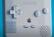 Game Boy Color trasformato in telecomando per Apple TV