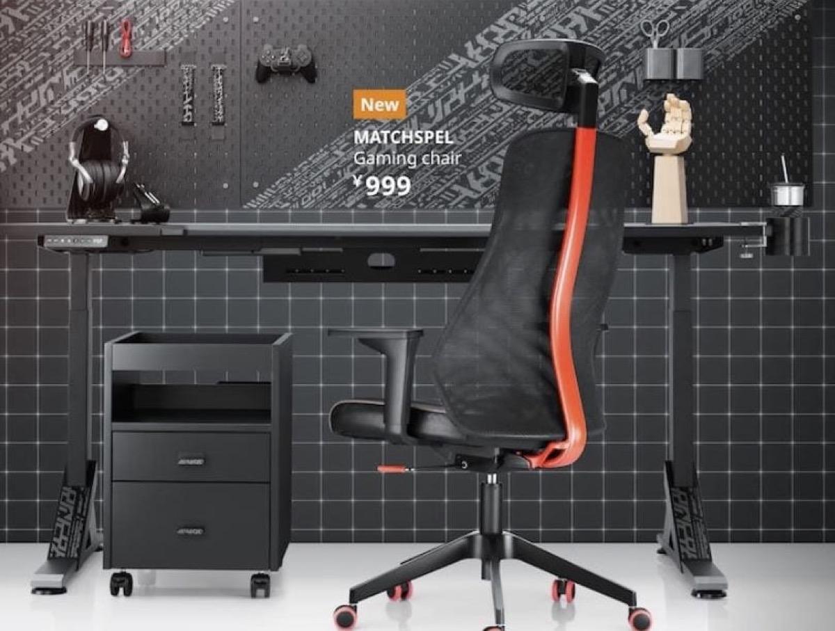 IKEA e Asus preparano un linea di prodotti per videogiocatori