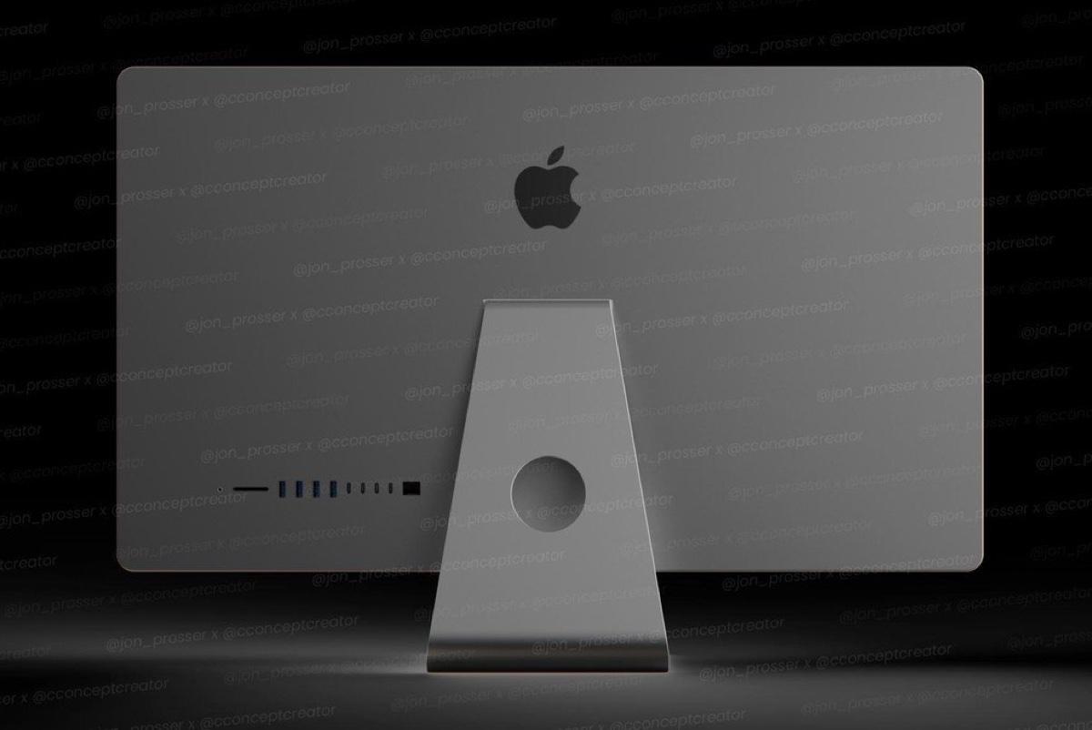 Apple pensa a nuovi iMac con i colori degli iPad Air