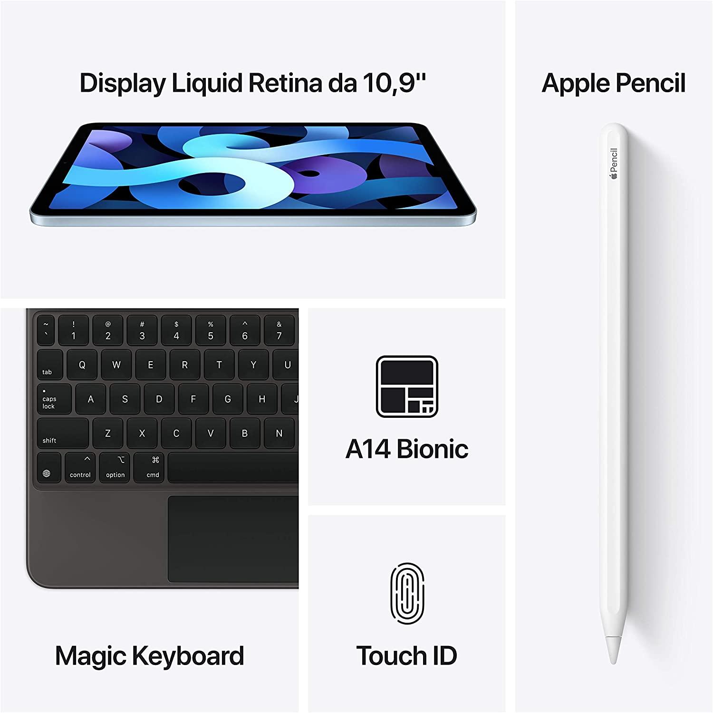 iPad Air in sconto e in pronta spedizione su Amazon