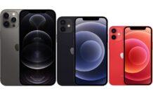 Affari iPhone su Amazon: 12 Pro Max, iPhone 12 Mini e iPhone 12 ai prezzi migliori