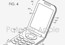 Apple brevetta un iPhone pieghevole a conchiglia
