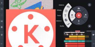 App KineMaster per videomontaggi su iPhone e iPad