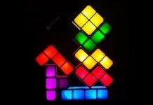 Fate il Tetris con le luci in sconto a 18,41 euro