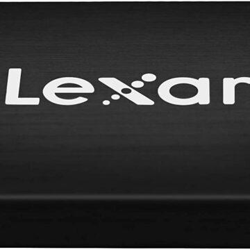 Unità SSD Lexar SL100 PRO: portatile, veloce e sicura