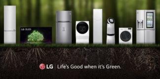 LG «Italiani primi in Europa per efficienza energetica degli elettrodomestici»