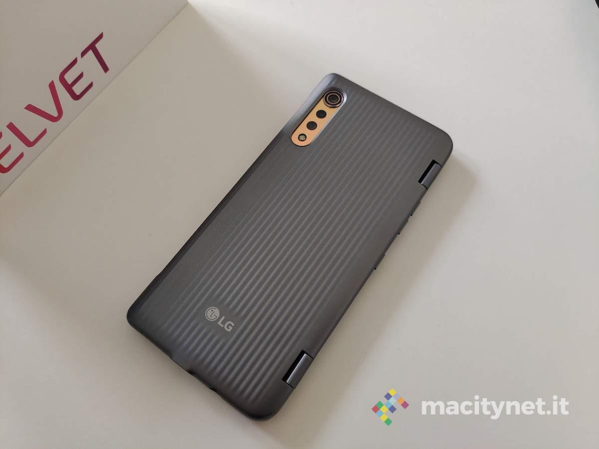 Recensione LG G Velvet, un bel restyling per il brand