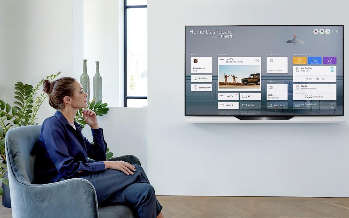 LG rende disponibile webOS per i televisori di altri marchi