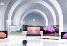 Prezzi TV LG QNED MiniLED, LCD e OLED 2021