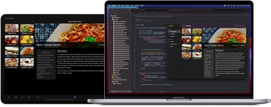 Apple invita ai corsi per portare le app iPad su Mac