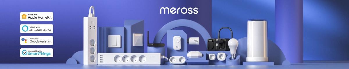 Casa Smart in sconto con la tecnologia HomeKit dei prodotti meross