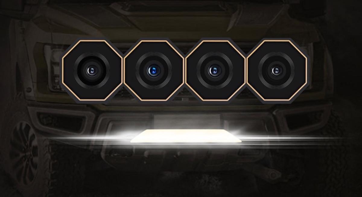 Oukitel Bison 2021, lo smartphone a prova di tutto con quattro fotocamere