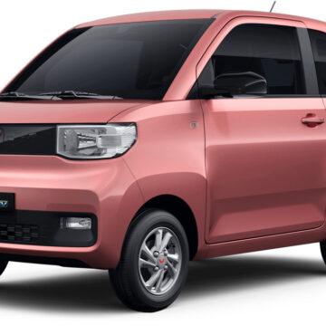 La mini auto elettrica cinese da 3.700 euro sfida Tesla