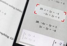 Mega finanziamento per PhotoMath, app che risolve i problemi di matematica