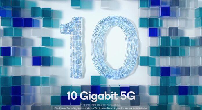 Qualcomm presenta il primo modem 5G da 10 Gigabit destinato agli iPhone 2022