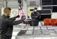 Volkswagen dà il via al riciclo delle batterie delle auto elettriche