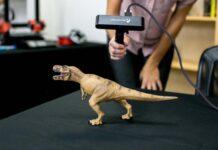 Revopoint POP è uno scanner 3D a basso costo