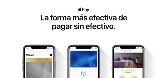 Apple Pay disponibile in Messico