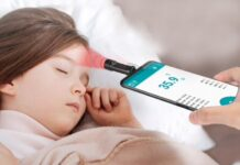 EM-T02, termoscanner per iPhone in sconto a 15,24 euro