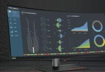 Lenovo ThinkVision P40w-20 è il primo monitor Thunderbolt 4