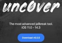 Il jailbreak unc0ver 6.0.0 compatibile con iOS 14.3
