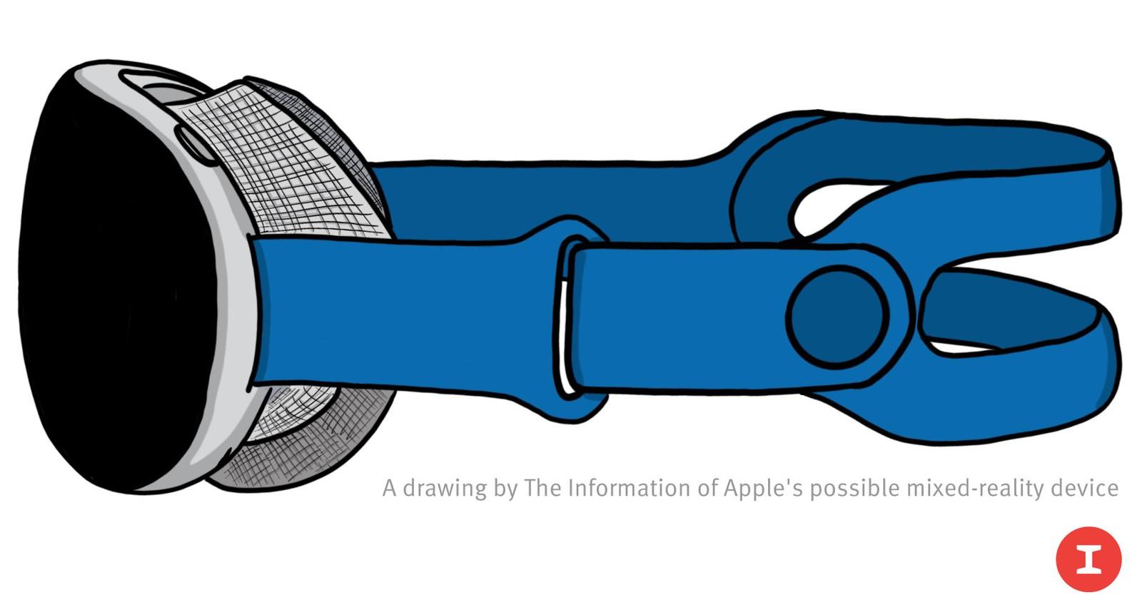 Il visore Apple avrà specifiche mostruose, inclusi due schermi 8K