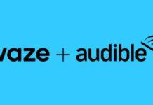 Chi guida con Waze può ascoltare gli audiolibri Audible