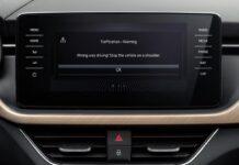 Il wrong-way driver warning di Bosch a bordo dei veicoli Skoda