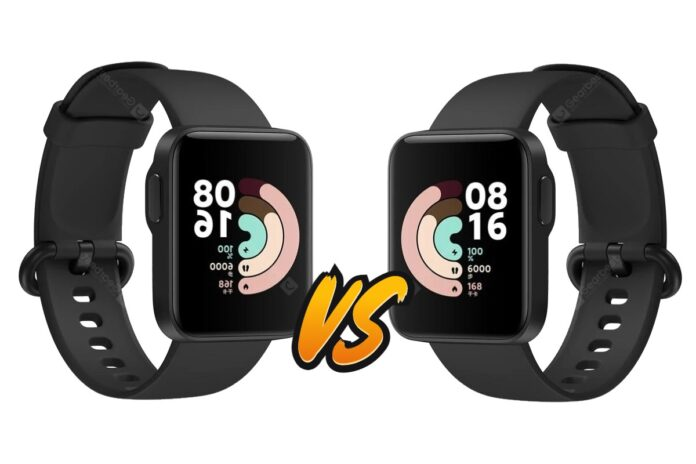 Xiaomi Mi Watch Lite o Redmi Watch? ecco tutte le differenze fra i due smartwatch