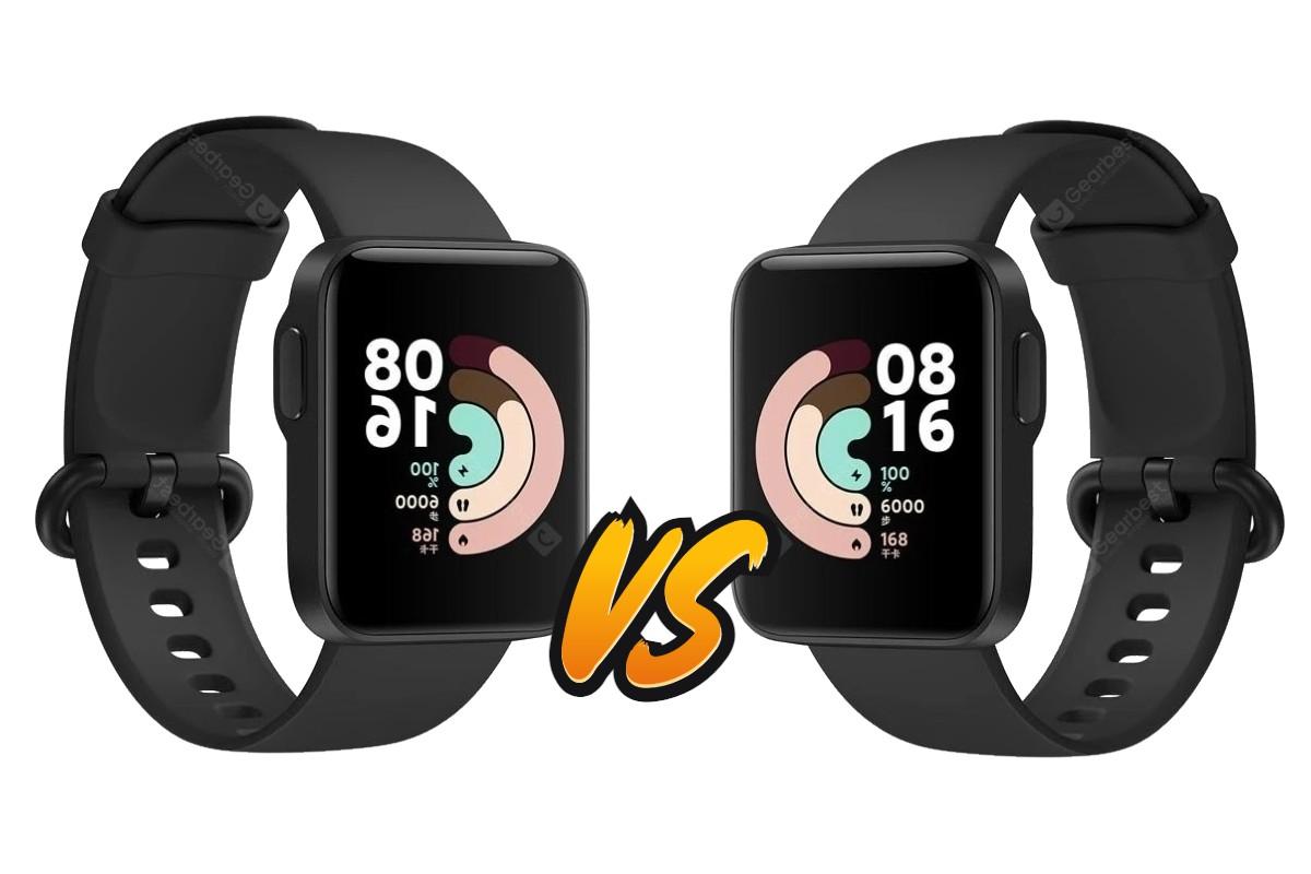 Xiaomi Mi Watch Lite o Redmi Watch? ecco …