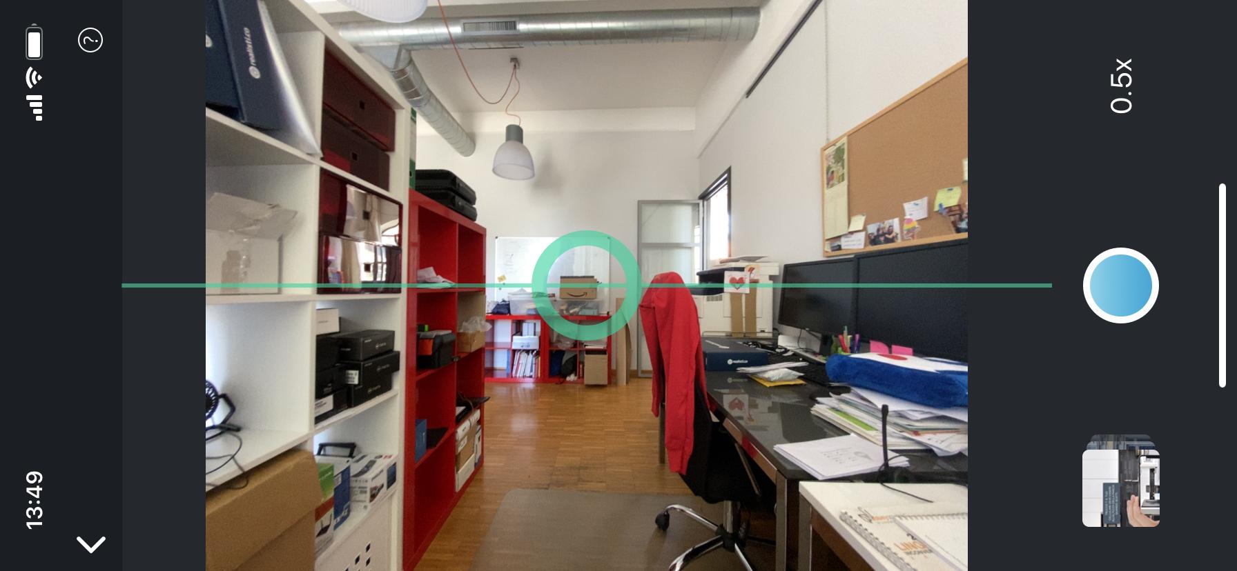 Uno strumento dedicato alla fotografia immobiliare da smartphone