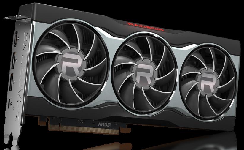 Le Radeon RX 6800/6900 XT supportate da macOS 11.3