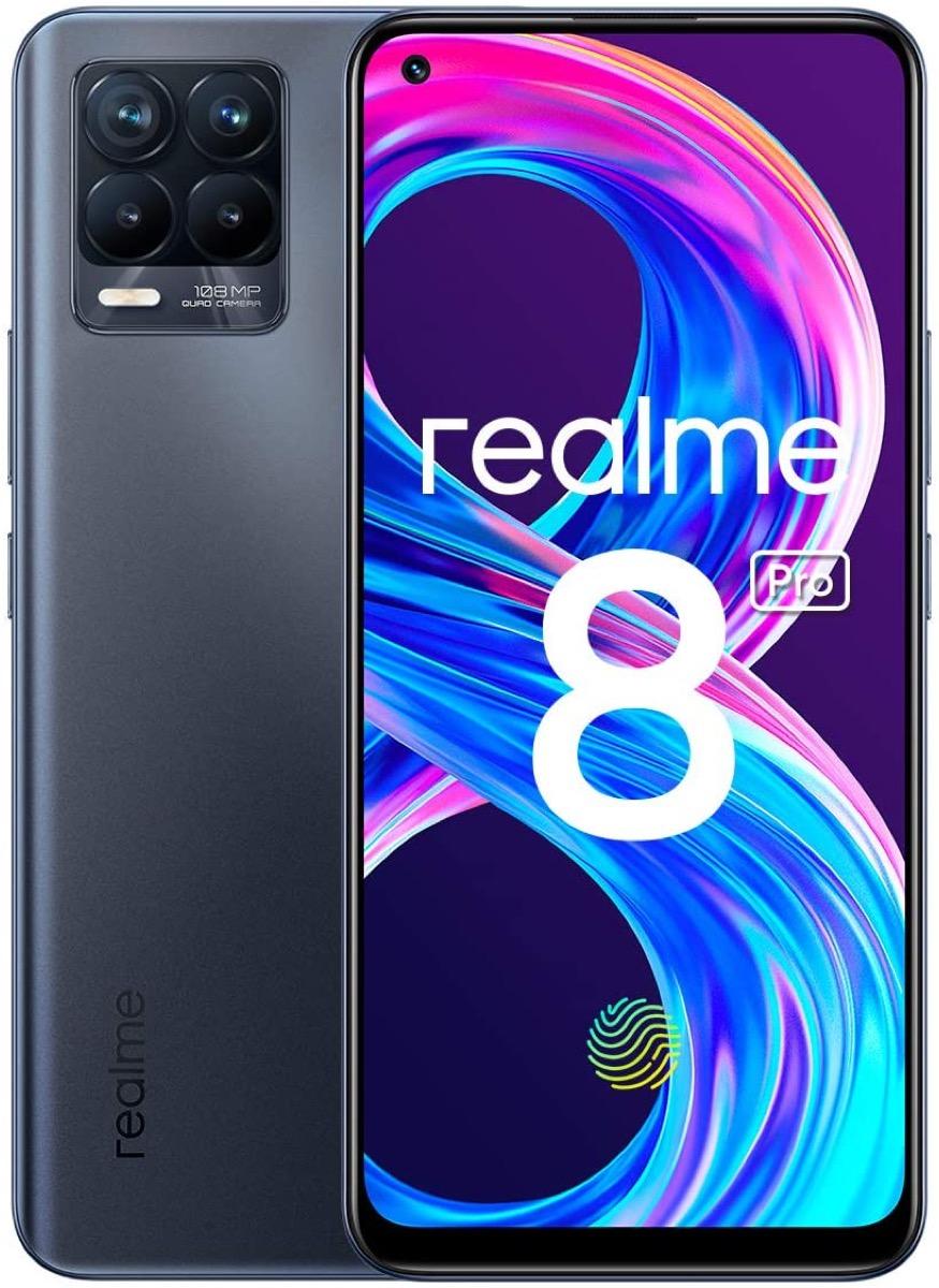 Realme 8 Pro: pensa alle foto in grande, piccolo nel prezzo