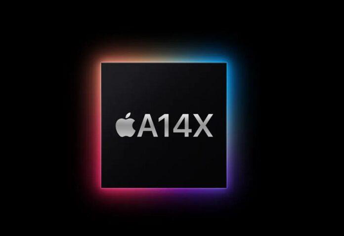 Riferimenti al chip A14X nella beta di iOS 14.5