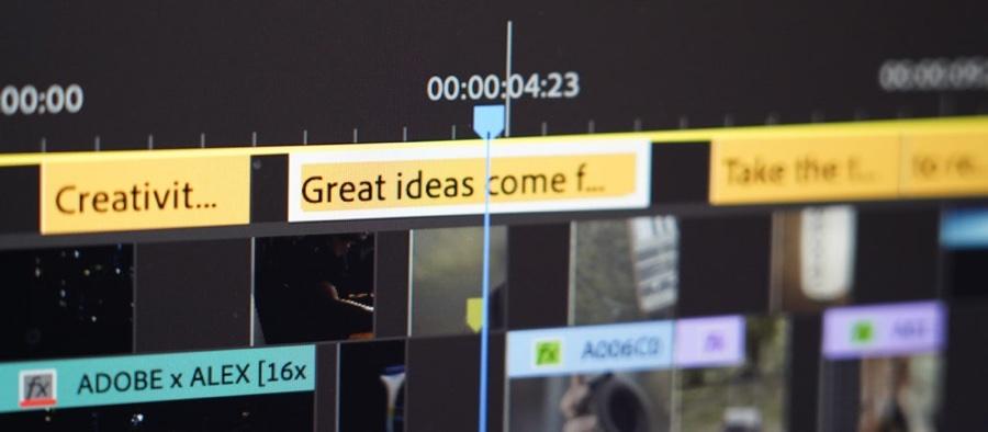 Adobe rilascia nuove funzioni audio e video per professionisti e creatori social