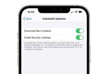 iPhome, Apple forse separerà aggiornamenti di sicurezza e del sistema operativo