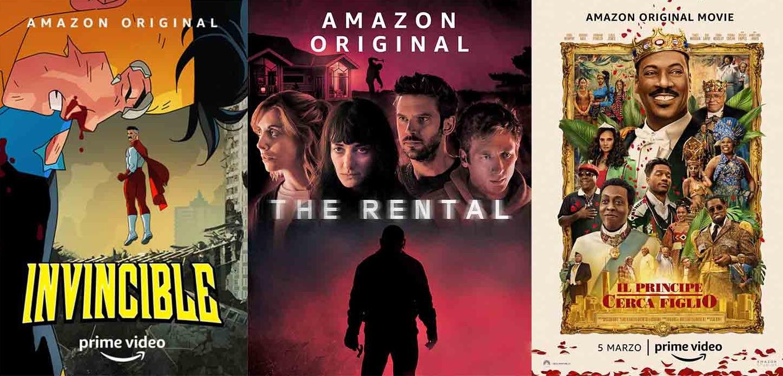 No se puede perder los videos, películas y series de televisión de Amazon Prime para marzo