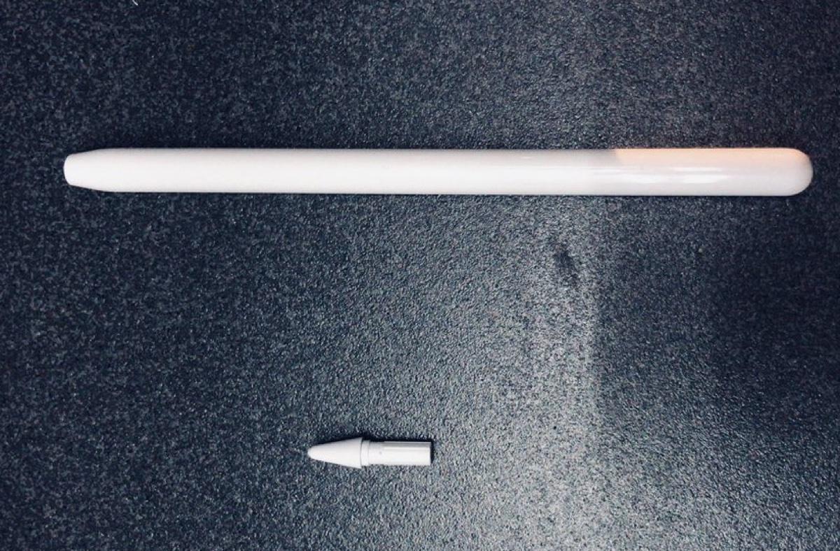 Apple Pencil terza generazione potrebbe essere così