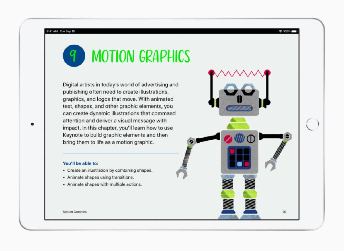 Arriva il badge Apple Teacher Portfolio e altri strumenti per gli educatori