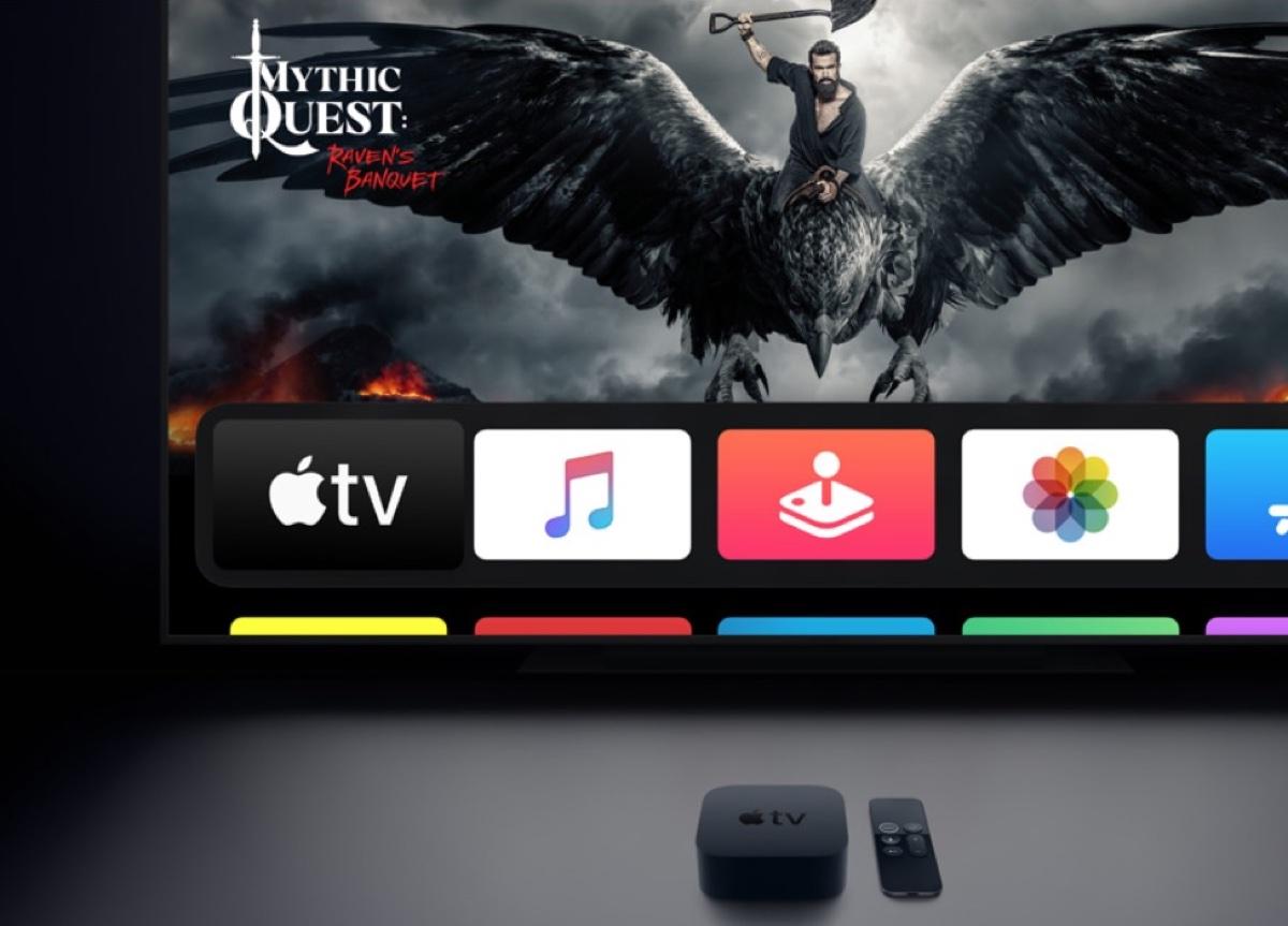Apple lavora al nuovo telecomando per Apple TV 2021